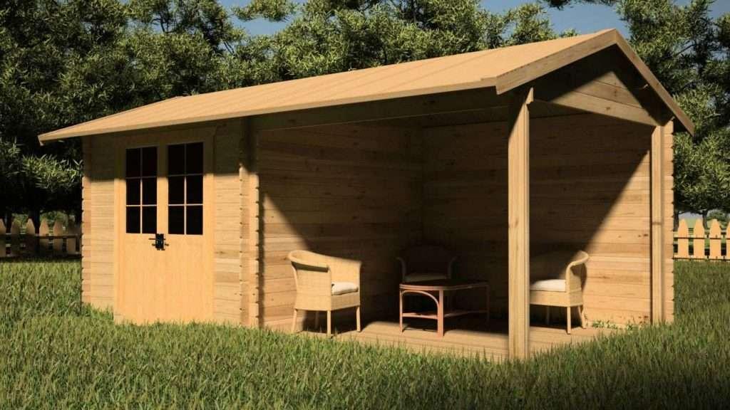 Если дача — это еще и место эмоционального отдыха, рассчитанного на несколько дней или даже недель, тогда необходимо возводить комфортный дом.