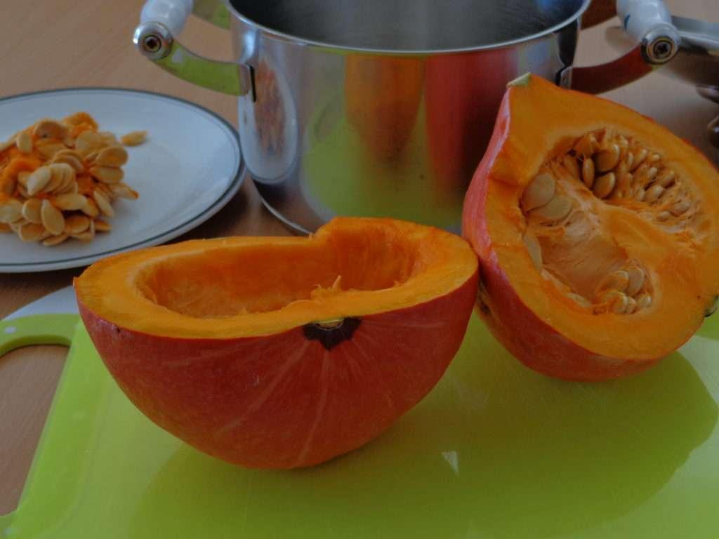 полезные блюда из тыквы