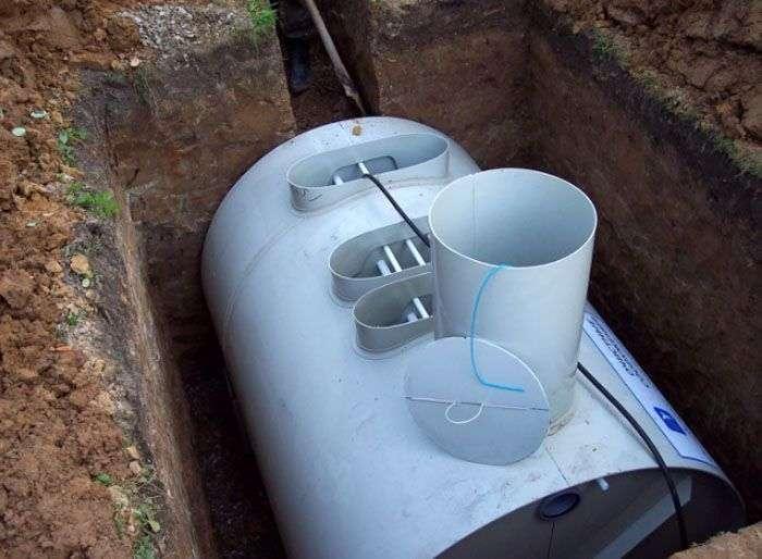 канализация в частном доме своими руками видео