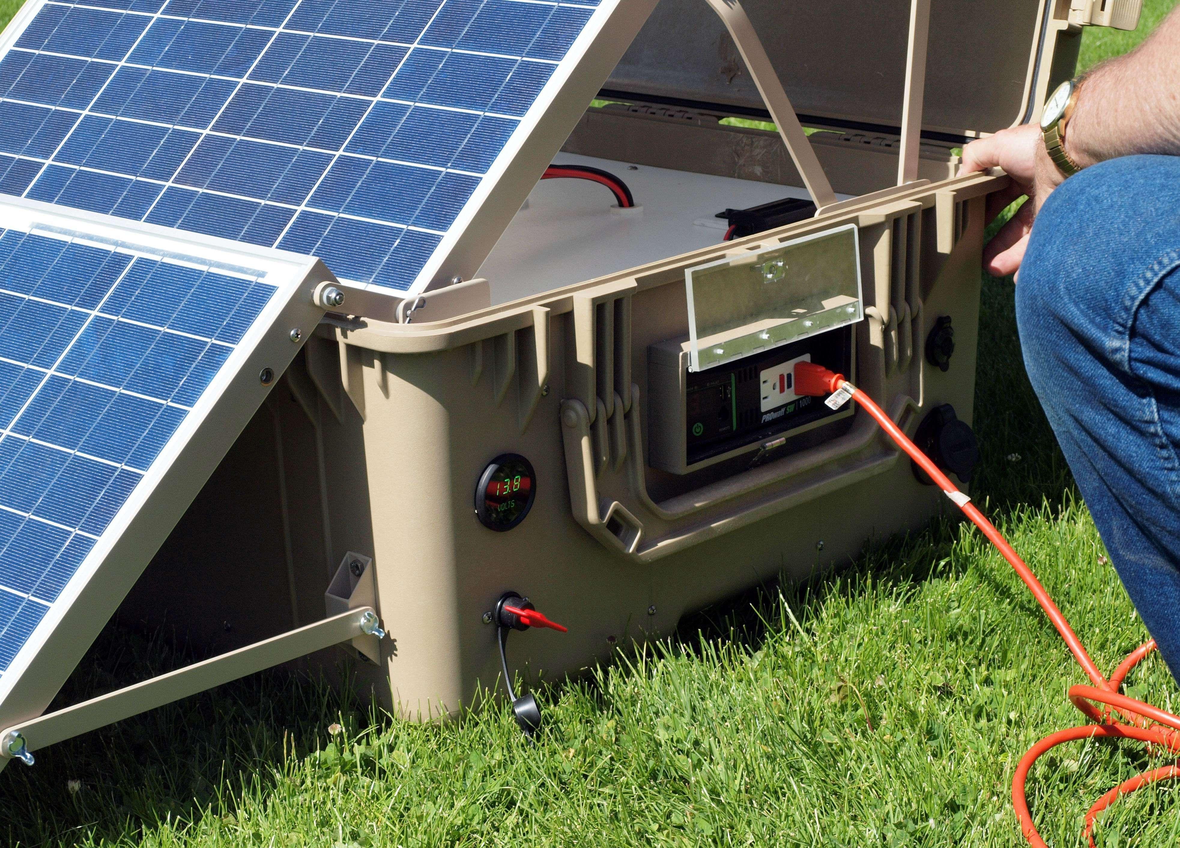 производители солнечных батарей в россии